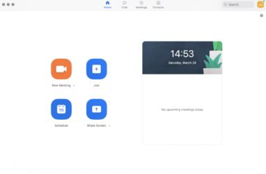Screenshot 4 de Zoom Video para windows