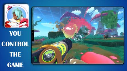 Captura de Pantalla 3 de Walkthrough for slime rancherR para android