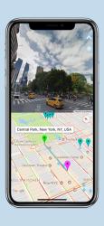 Captura de Pantalla 3 de We Camera 03   Street View App para iphone