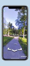 Screenshot 2 de We Camera 03   Street View App para iphone