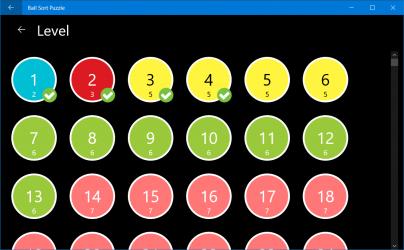 Imágen 2 de Ball Sort Puzzle para windows