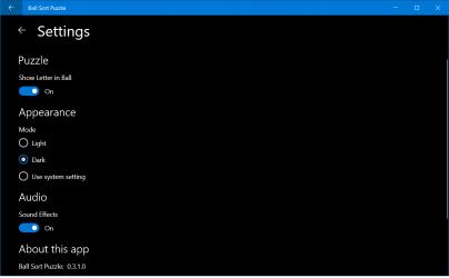 Captura de Pantalla 4 de Ball Sort Puzzle para windows
