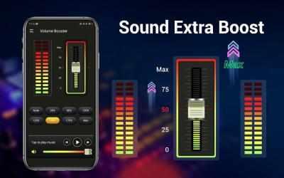 Imágen 12 de Amplificador de volumen-Sonido para android