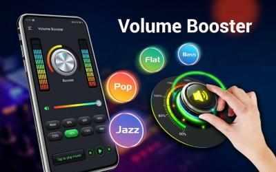 Captura de Pantalla 2 de Amplificador de volumen-Sonido para android
