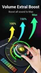 Captura 4 de Amplificador de volumen-Sonido para android