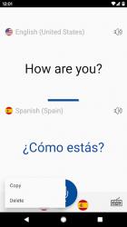 Imágen 4 de Traductor de Voz Instantáneo para android