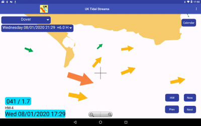 Imágen 2 de UK Tidal Streams para android