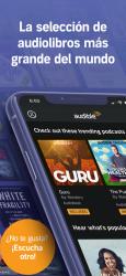 Imágen 1 de Audible - Audiolibros para iphone