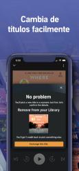 Captura 6 de Audible - Audiolibros para iphone
