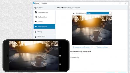 Imágen 2 de Iriun 4K Webcam for PC and Mac para android