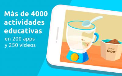 Captura 2 de Smile and Learn: Juegos educativos para niños para android
