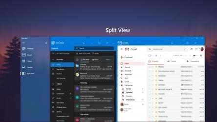 Captura de Pantalla 3 de Flow Mail : Outlook, Gmail, Yahoo and more para windows