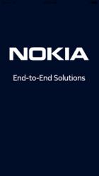 Screenshot 1 de Nokia End-to-End Solutions para iphone