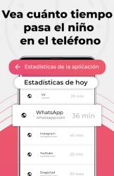 Screenshot 6 de kid security - familia gps localizador  para niños para android