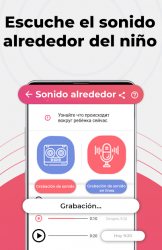 Screenshot 4 de kid security - familia gps localizador  para niños para android