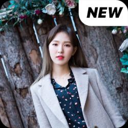Screenshot 1 de Red Velvet Wendy wallpaper Kpop HD new para android