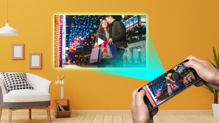 Screenshot 2 de VideoProj HD para android
