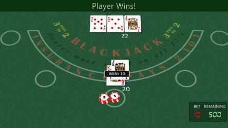 Imágen 2 de Knave Blackjack para windows