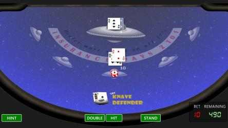 Screenshot 8 de Knave Blackjack para windows