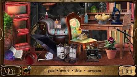 Imágen 11 de Objetos Ocultos - Detective Sherlock Holmes. Juego de aventura gratis para windows