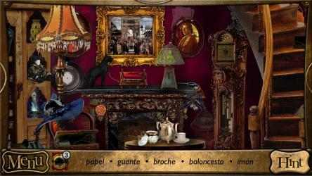 Imágen 8 de Objetos Ocultos - Detective Sherlock Holmes. Juego de aventura gratis para windows