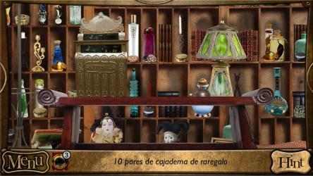 Captura de Pantalla 6 de Objetos Ocultos - Detective Sherlock Holmes. Juego de aventura gratis para windows