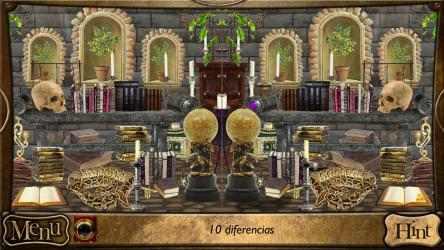 Screenshot 4 de Objetos Ocultos - Detective Sherlock Holmes. Juego de aventura gratis para windows