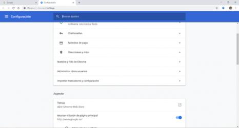 Captura de Pantalla 3 de Google Chrome para windows