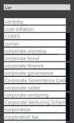 Screenshot 8 de Oxford Dictionary of Finance and Banking para windows