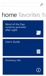 Imágen 7 de Oxford Dictionary of Finance and Banking para windows