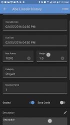 Captura de Pantalla 6 de IO Classroom para android