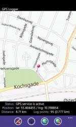 Captura de Pantalla 2 de GPS Logger para windows