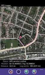 Captura 3 de GPS Logger para windows