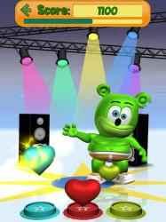 Screenshot 14 de Talking Gummy Free Bear Games for kids para android
