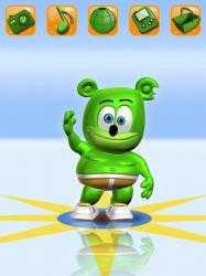 Captura 11 de Talking Gummy Free Bear Games for kids para android