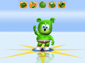 Imágen 8 de Talking Gummy Free Bear Games for kids para android