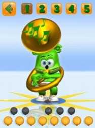 Captura 13 de Talking Gummy Free Bear Games for kids para android