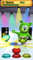 Screenshot 6 de Talking Gummy Free Bear Games for kids para android