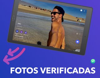 Captura de Pantalla 8 de Wapo: app de citas gay para hombres; chatea, queda para android