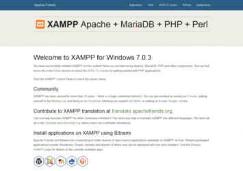 Imágen 3 de Xampp para windows