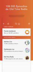 Captura 3 de Audiolibros HQ para iphone