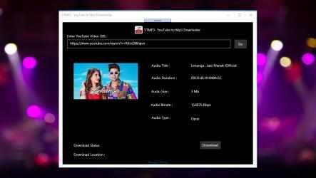 Imágen 12 de YTMP3 - YouTube to Mp3 Downloader para windows