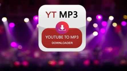 Captura de Pantalla 7 de YTMP3 - YouTube to Mp3 Downloader para windows