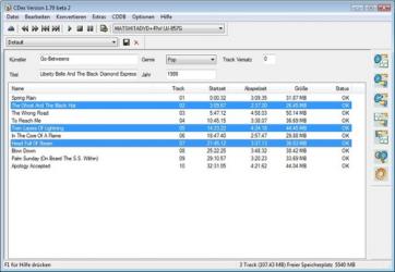 Captura 3 de Cdex para windows