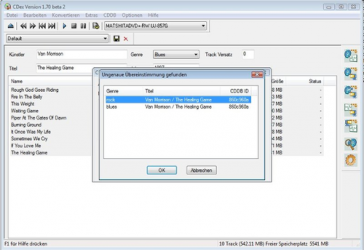 Imágen 4 de Cdex para windows