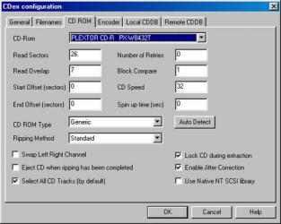 Screenshot 5 de Cdex para windows