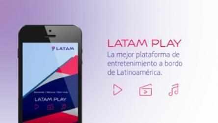 Captura de Pantalla 1 de LATAM Play para iphone