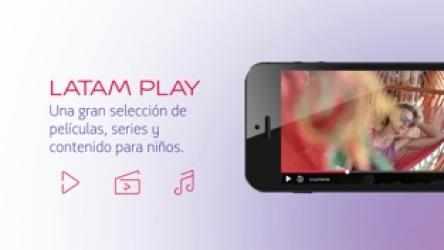 Captura 2 de LATAM Play para iphone