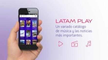 Captura 3 de LATAM Play para iphone