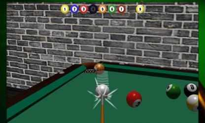 Captura 3 de Real Pool Billiard Snooker 3D para windows
